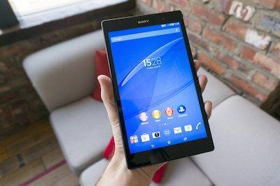 クビ(KUBI)用タブレット :Xperia Z3 Tablet Compact