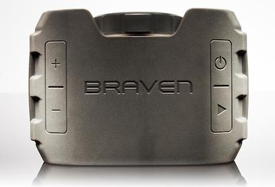クビ(KUBI)用スピーカーフォン:BravenBRV-1
